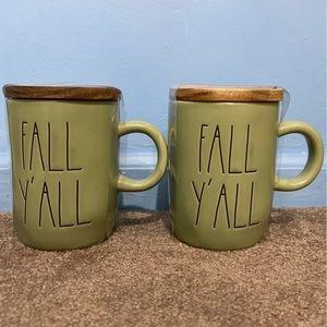 Rae Dunn Fall Mug